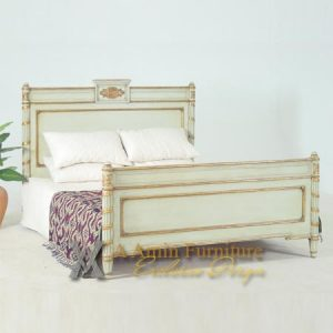Code : British - BLBQ-M Bed Queen Size