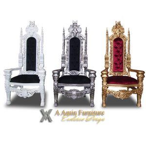 Skull King Chair sets